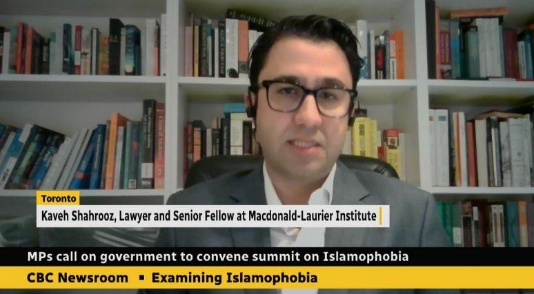 Shahrooz: Islamophobia